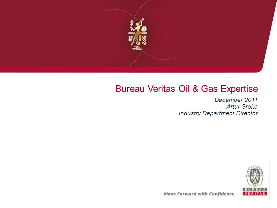 2 www.bureauveritas.pl Bureau Veritas at a Glance Created in 1828, Bureau Veritas is a global leader in conformity assessment and certification services in the areas of quality, health and safety, environment and social responsibility (QHSE) 2009 revenue: 2.65bn 2009 adjusted operating profit: 433m More than 900 offices in 140 countries Over 47,000 skilled employees A global network comprising more than 900 locations within 140 countries Seven global businesses providing a complete set of services Inspection, testing, audit, certification, risk management, outsourcing, consulting and training services Servicing 370,000 customers across a wide range of end markets