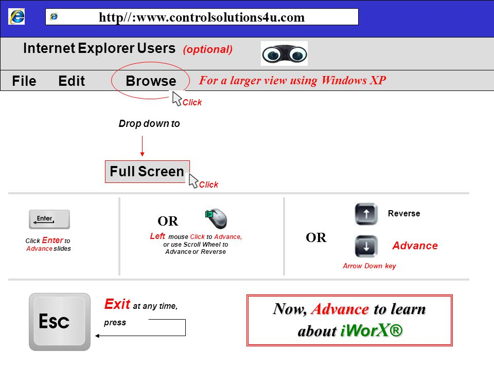 A cost effective i WorX System Manager from Comfort Control Solutions inc.