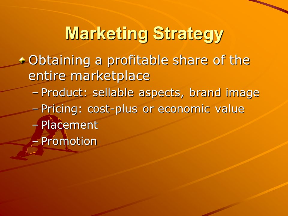 Sample: Marketing Strategy JavaNet will position itself as an upscale coffee house and Internet service provider.