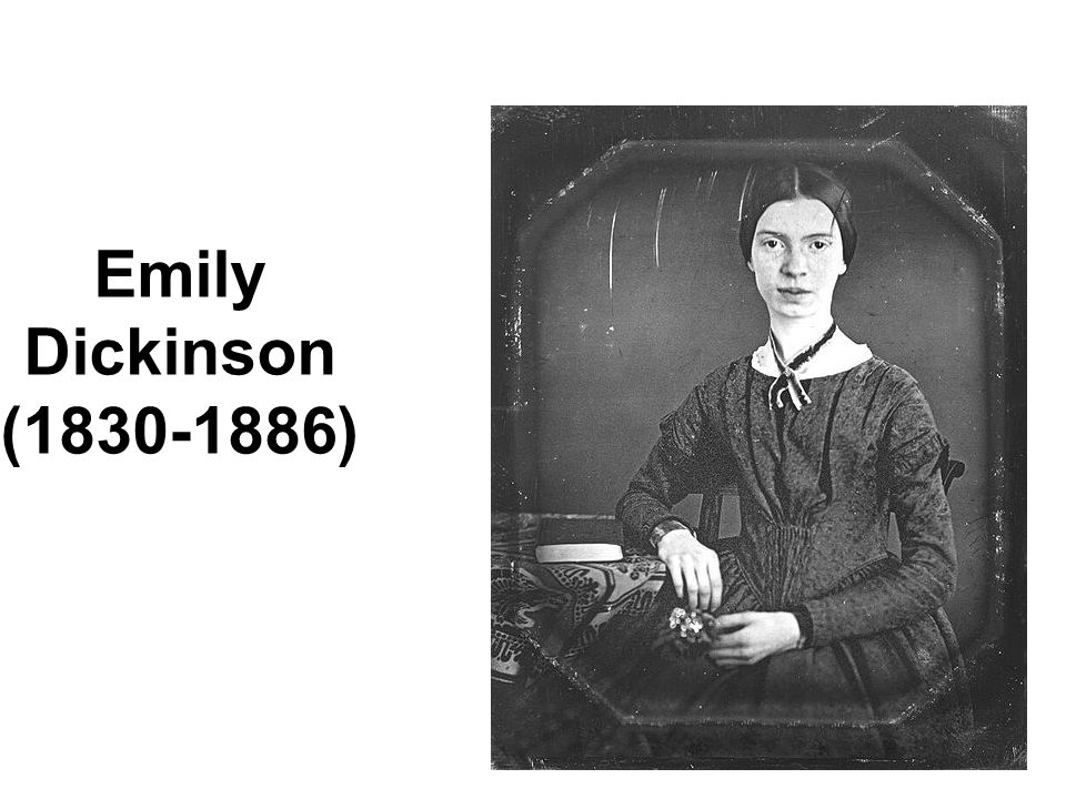 LIFE Born (Dec 1830) and died (May 1886) in Amherst, Mass.