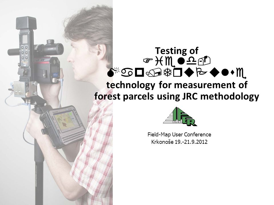 Why to measure an agricultural parcels.