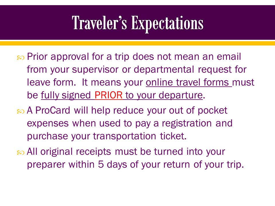 You agree to comply with the Office of State Budget Management and East Carolina University rules for travel reimbursement.
