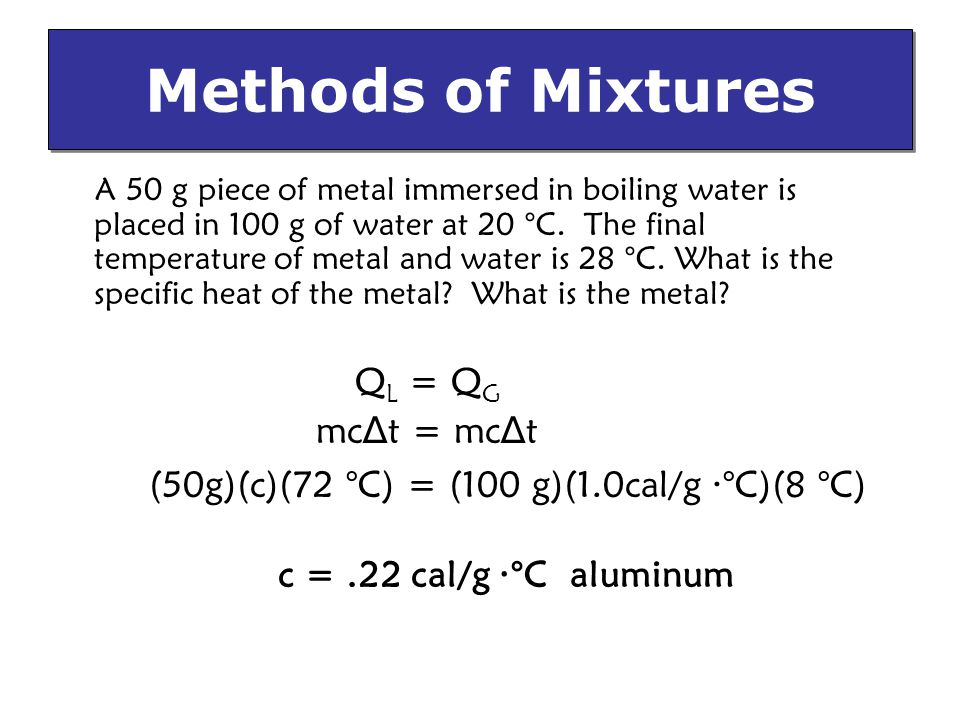 A 50.0 g block of iron at 80 C is dropped into a cup of 200 g of water at 22 C.