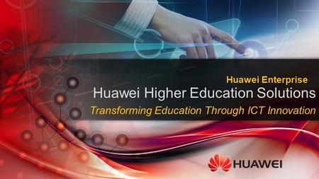 Huawei Higher Education Solutions
