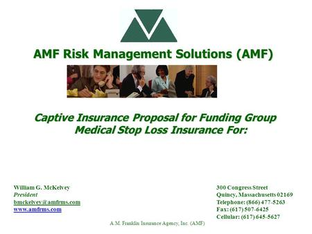 AMF Risk Management Solutions (AMF)