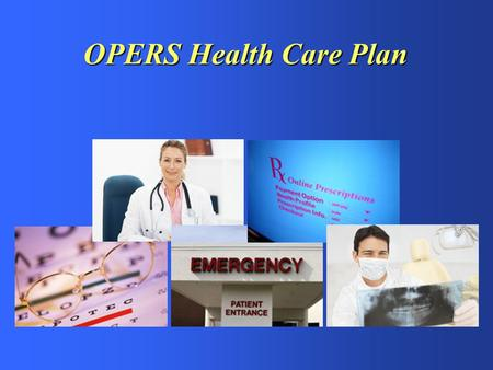 OPERS Health Care Plan. OPERS serves more than ½ million Ohio public employees and benefit recipients OPERS serves more than ½ million Ohio public employees.