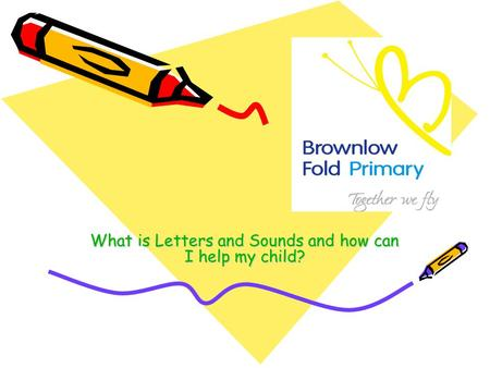 What is Letters and Sounds and how can I help my child?