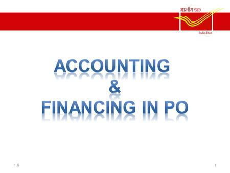 Accounting & Financing in po