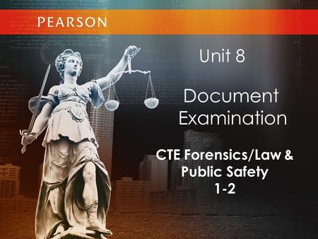 CTE Forensics/Law & Public Safety 1-2