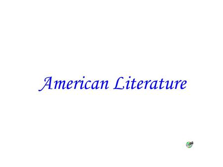 Main Qualities of American Literature