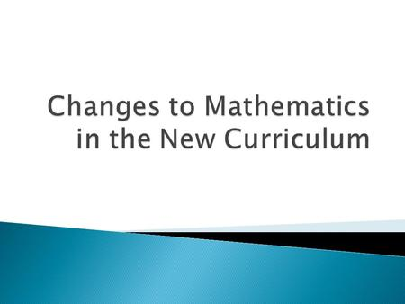 become fluent in the fundamentals of mathematics, including through varied and frequent practice with increasing complex problems over time, so that.