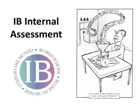 IB Internal Assessment