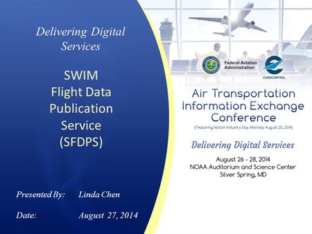 Flight Data Publication Service