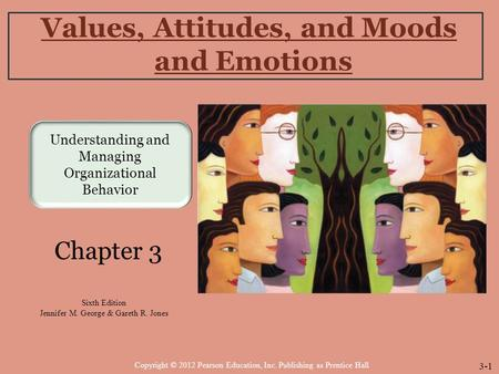 Values, Attitudes, and Moods and Emotions
