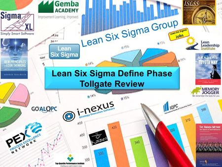 improve phase lean six sigma improve phase tollgate review ppt