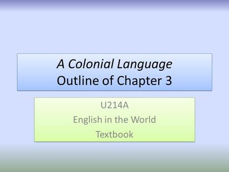 colonial outline Us history i unit outline 2013 mr cunneen a the colonial era: 1492-1763 theme: how did the colonial era forge the american national charachter.