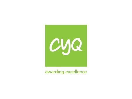 Central YMCA Qualifications (CYQ) CYQ L3 Diploma in Exercise Referral Training Day.
