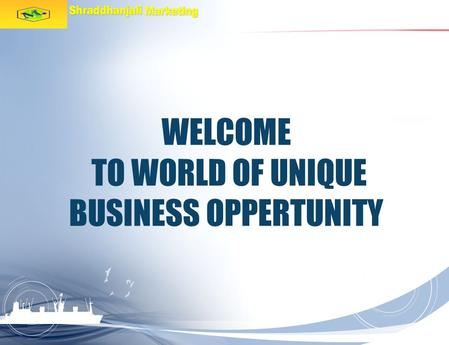 WELCOME TO WORLD OF UNIQUE BUSINESS OPPERTUNITY. Usually Buyers Make Rich The Sellers.