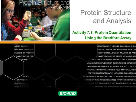 Protein Structure and Analysis