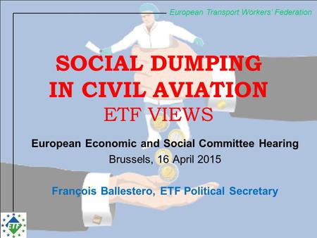 european mega policy in civil aviation