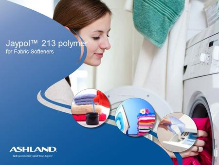 Jaypol™ 213 polymer  for Fabric Softeners