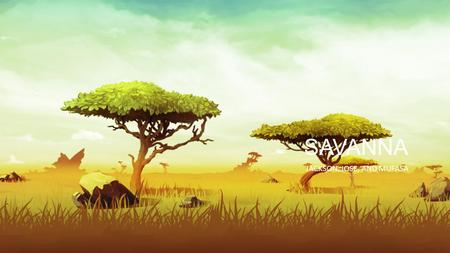 SAVANNA JACKSON, JOSE, AND MUFASA. WHERE IS IT Savannas are located on every continent but are mainly found in Africa. Savannas can be found between deserts.