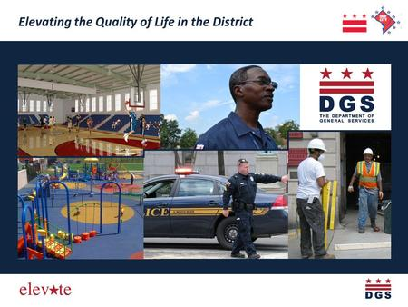 Elevating the Quality of Life in the District. Previously Closed DCPS School Buildings Elevating the Quality of Life in the District WARDSCHOOLPRELIMINARY.