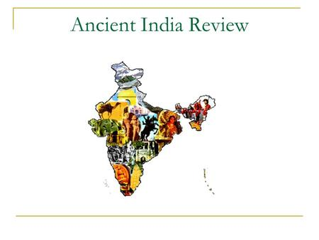 Ancient India Review.