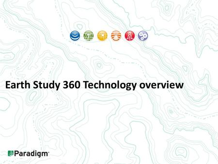 Earth Study 360 Technology overview