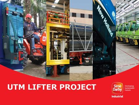 UTM LIFTER PROJECT.