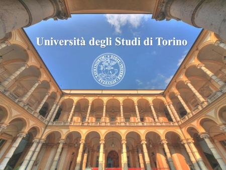 Torino is a leading centre for higher education and research, and hosts 2 Universities and major UN-Agencies (ILO, WIPO, UNICRI, UN Staff College). TORINO: