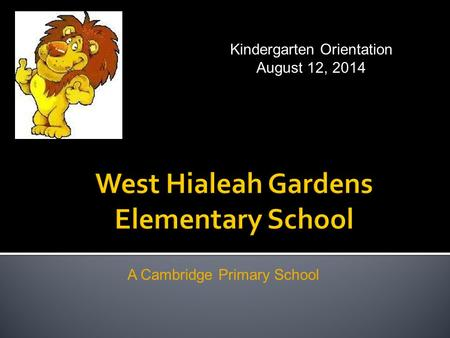 Fifth Grade Orientation Ppt Download