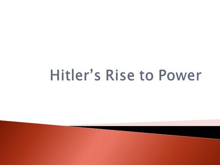 An introduction to the german economies through the whole of the 1920s