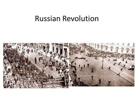 Russian Revolution. When did the Russian Revolution take place? The Russian Revolution began during World War I. In 1917, Russia withdrew its forces from.