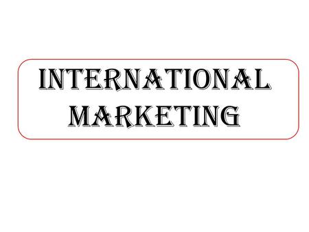 the challenges of international marketing Here is a look at some of the challenges you may face as an intern and some suggestions on how to overcome them.
