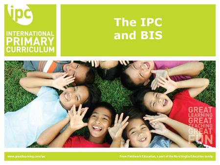 The IPC and BIS. Entry Point…Getting to know you! Who's the most famous person you've ever met?