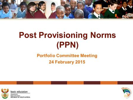Post Provisioning Norms (PPN)