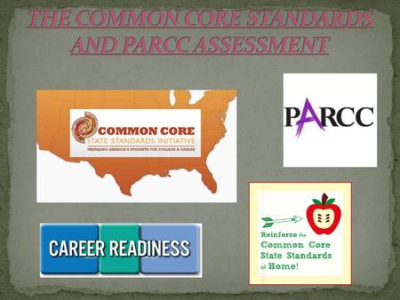 The Common Core State Standards (CCSS) are a set of sequential benchmarks that identify what a child needs to have learned and be able to do by the end.