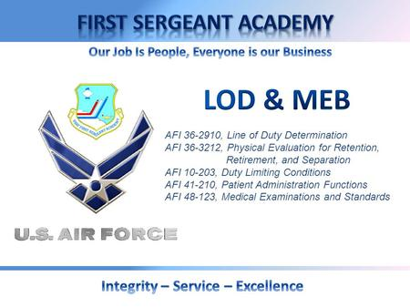 AFRC First Sgt Academy Block II-12