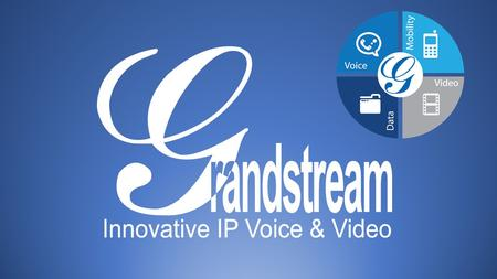 Video conference GVC3200 GAC2200 Grandstream Products