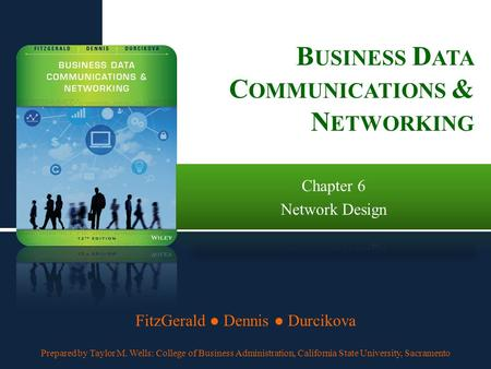 Business Data Communications & Networking