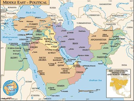 What is the largest country on the Arabian Peninsula?