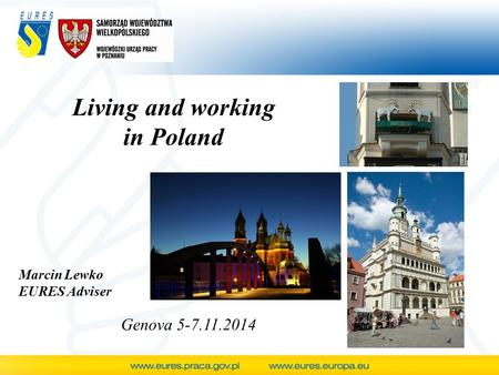 Living and working in Poland