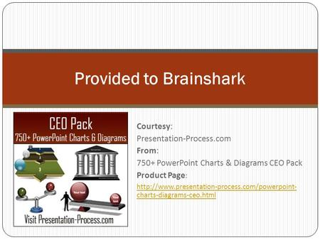 Courtesy: Presentation-Process.com From: 750+ PowerPoint Charts & Diagrams CEO Pack Product Page :  charts-diagrams-ceo.html.