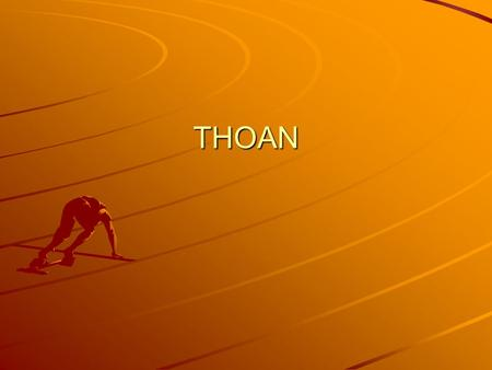 THOAN. THOAN Think of a number… THOAN Multiply it by 3.