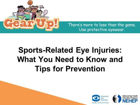 Sports-Related Eye Injuries: What You Need to Know and Tips for Prevention.