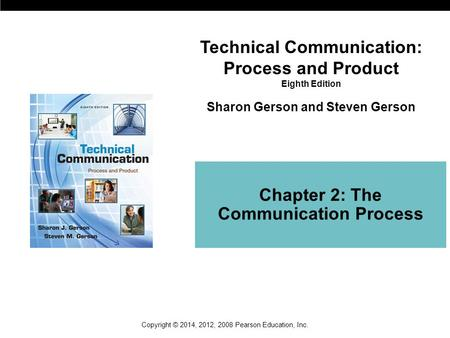 Chapter 2: The Communication Process