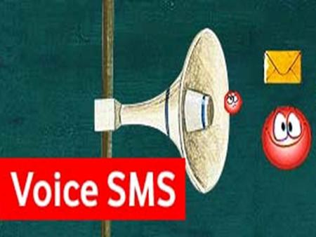 VOICE SMS. Bulk voice calls are pre-recorded voice messages to a mobile or landline networks across the country. Bulk voice calls are automated calls.