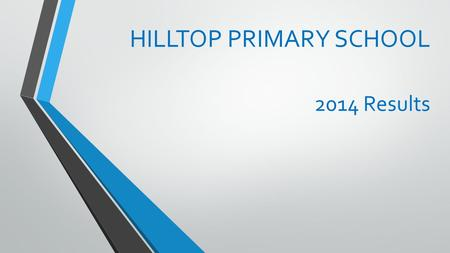 HILLTOP PRIMARY SCHOOL 2014 Results. FOUNDATION STAGE Good Level of Development 2014 = 73.3% 2013 = 71.7% Medway = 64.4% National = approx 60%