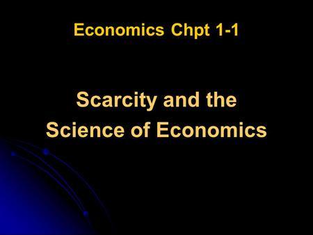 introduction to economics ppt video online download. Black Bedroom Furniture Sets. Home Design Ideas